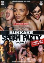 Bukkake Sperm Party 1
