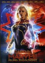 Captain Marvel: An Axel Braun XXX Parody (2 Dvds)