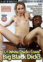 Lil White Chicks Crave Big Black Dicks 1
