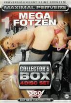 Megafotzen Box 1 (4 Dvds)