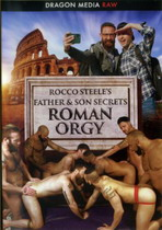 Rocco Steele's Father & Son Secrets: Roman Orgy