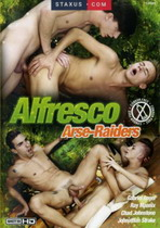 Alfresco Arse-Raiders 1
