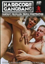 Fantasy Fulfilled Triple Penetration