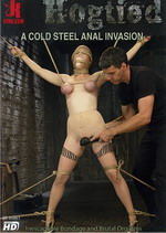 A Cold Steel Anal Invasion