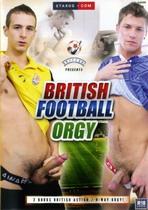 British Football Orgy