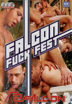 Falcon Fuck Fest (3 Dvds)