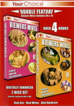 Viewer's Wives 09 + 10 (2 Dvds)