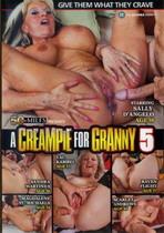 A Creampie For Granny 5