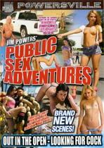 Public Sex Adventures 1