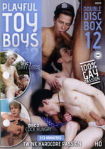 Playful Toy Boys 12 (2 Dvds)