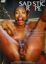 Bondage, Water Torment, And Squirting Orgasms