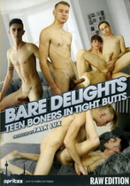 Bare Delights: Teen Boners In Tight Butts