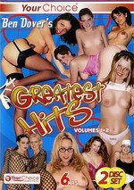 Ben Dover's Greatest Hits 1 + 2 (2 Dvds)