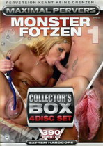 Monster Fotzen Box 1 (4 Dvds)