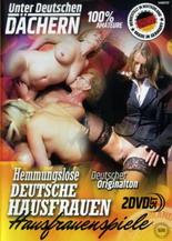 Hemmungslose Deutsche Hausfrauen & Hausfrauenspiele (2 Dvds)