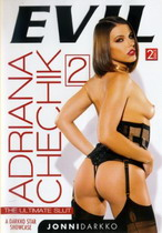 Adriana Chechik: The Ultimate Slut 2 (2 Dvds)
