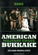 American Bukkake: Military Grade