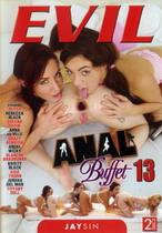 Anal Buffet 13 (2 Dvds)