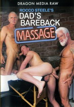 Dad's Bareback Massage