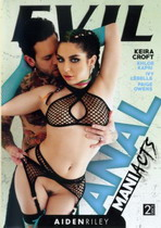 Anal ManiActs (2 Dvds)