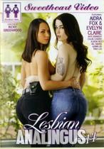 Lesbian Analingus 14