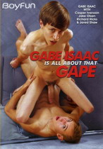 Gabe Isaac Is All About That Gape