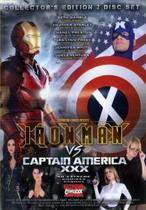 Iron Man Vs Captain America: A XXX Parody (2 Dvds)