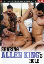 Sharing Allen King's Hole
