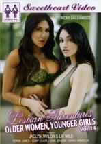 Lesbian Adventures: Older Women Younger Girls 14