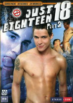 Just Eighteen 2 (2 Dvds)