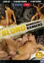 Blond Bombshell Bangers (2 Dvds)