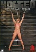 Fiery Redhead In Bondage