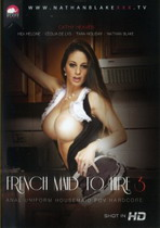 French Maid To Hire 3
