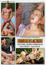 Pissing In Action: Natural Born Pissers 58