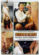 Pissing In Action: Natural Born Pissers 62