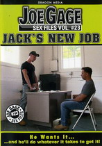 Sex Files 23: Jack's New Job