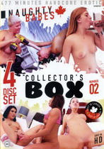 Naughty Babes Box 2 (4 Dvds)