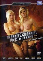 Trannies, Grannies, Dicks & Fannies 1