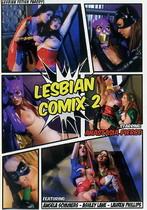 Lesbian Comix 2