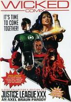 Justice League: An Axel Braun XXX Parody (2 Dvds)