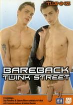 Bareback Twink Street 1