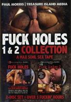 Fuck Holes 1 + 2 (2 Dvds)
