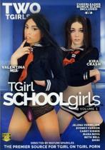 TGirl Schoolgirls 1