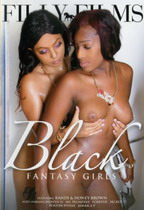 Black Fantasy Girls