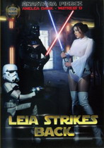 Leia Strikes Back