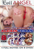 Deep In The Heart Of Alexis Texas (8 Dvds)