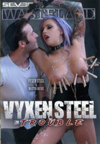 Vyxen Steele In Trouble