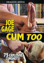 Joe Gage Cum Too