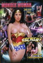 Wonder Woman Broken