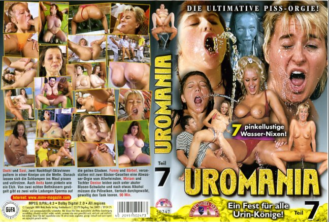 Uromania porn